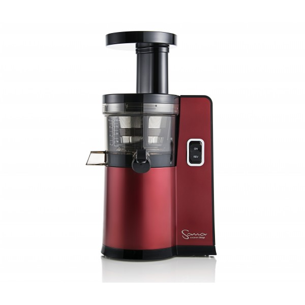 Omega Sana Slowjuicer Prezzo : Sana by Omega EUJ-808R vermelho - JUICERS PORTUGAL