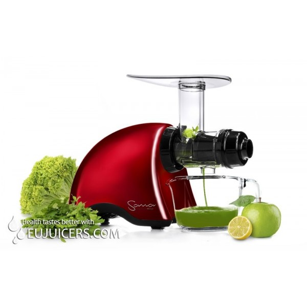 sana juicer by omega euj 707 juicers portugal. Black Bedroom Furniture Sets. Home Design Ideas